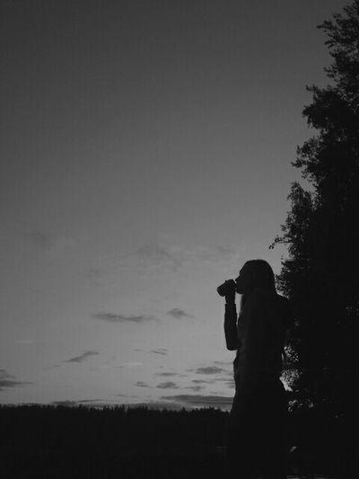 Shades Of Grey Bw Blackandwhite Photography Friend Lake Night Blackandwhite