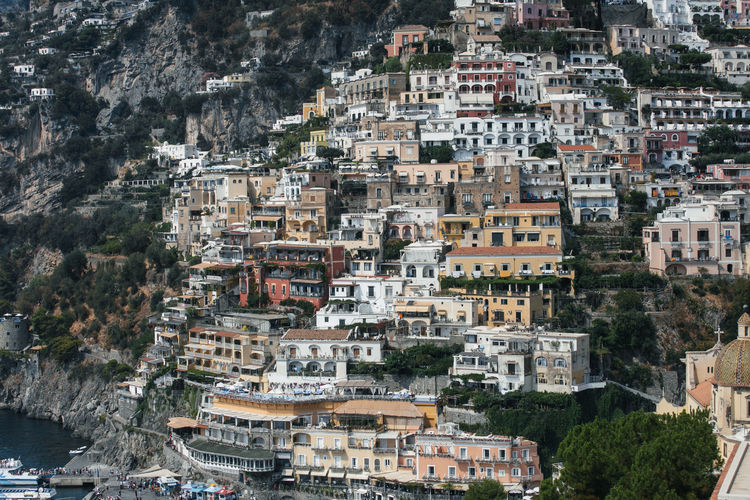 A weekend in Amalfi Architecture Building Exterior Built Structure City Cityscape Close-up Community Day House Mountain Nature No People Outdoors Residential Building Travel Destinations Tree