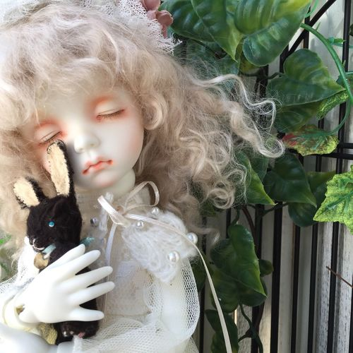 2016.03.27 Happy Easter Easter Rabbit Colette Imdadoll Bjd
