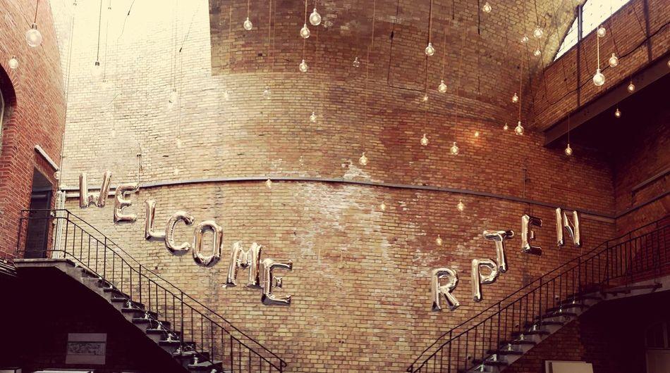 Welcome Re:publica! Republicahtw RpTEN Republica2016 República