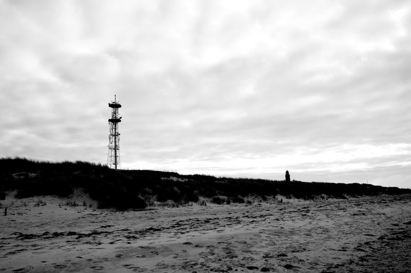 Darß / Baltic Sea Day Empty Lonley Nature No People Outdoors Scenics Sea Sea And Sky Sky Tranquility