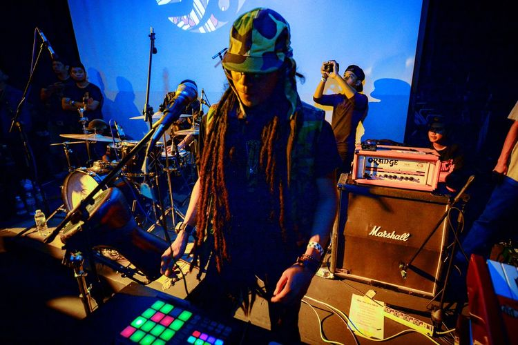 Dreadmen ! Dreadlocks Dreaming Reggae Bob Marley Nowomennocry Indie Punk Rock LongLive Musician Performance Arts Culture And Entertainment Music Headwear
