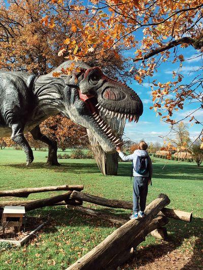 Dinosaur and