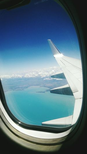 From An Airplane Window Hamilton Island Island Getaway The Places I've Been Today Travel