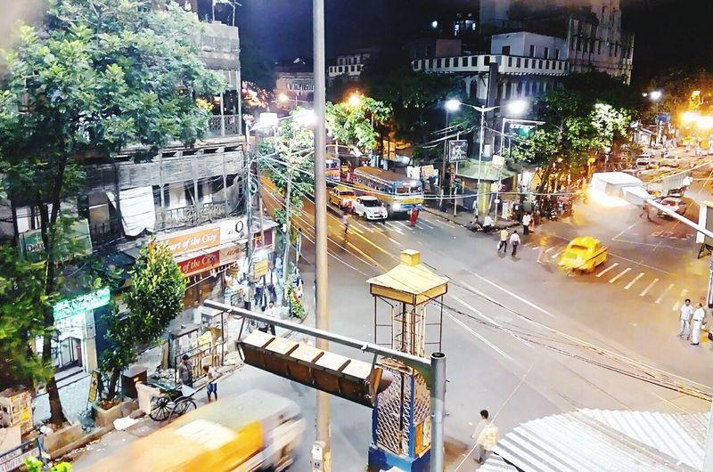 My Commute M.G Road KolkataStreets