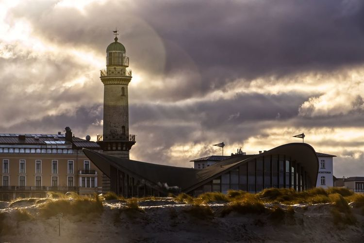 lighthouse and