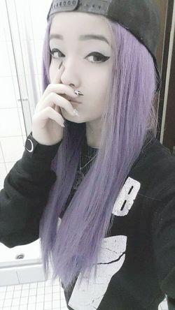 Soft Grunge Pretty Girl Asian Girl Make Up Eye Make Up We Heart It