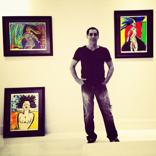 Artist And His Art