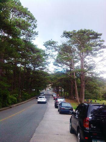 Longwalk Baguio City Enjoying Life Eyeem Philippines