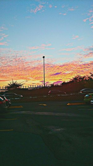 HDR Beautiful Skyporn Clouds And Sky Clouds RedSky Pinksky WOW Sunrise Taking Photos