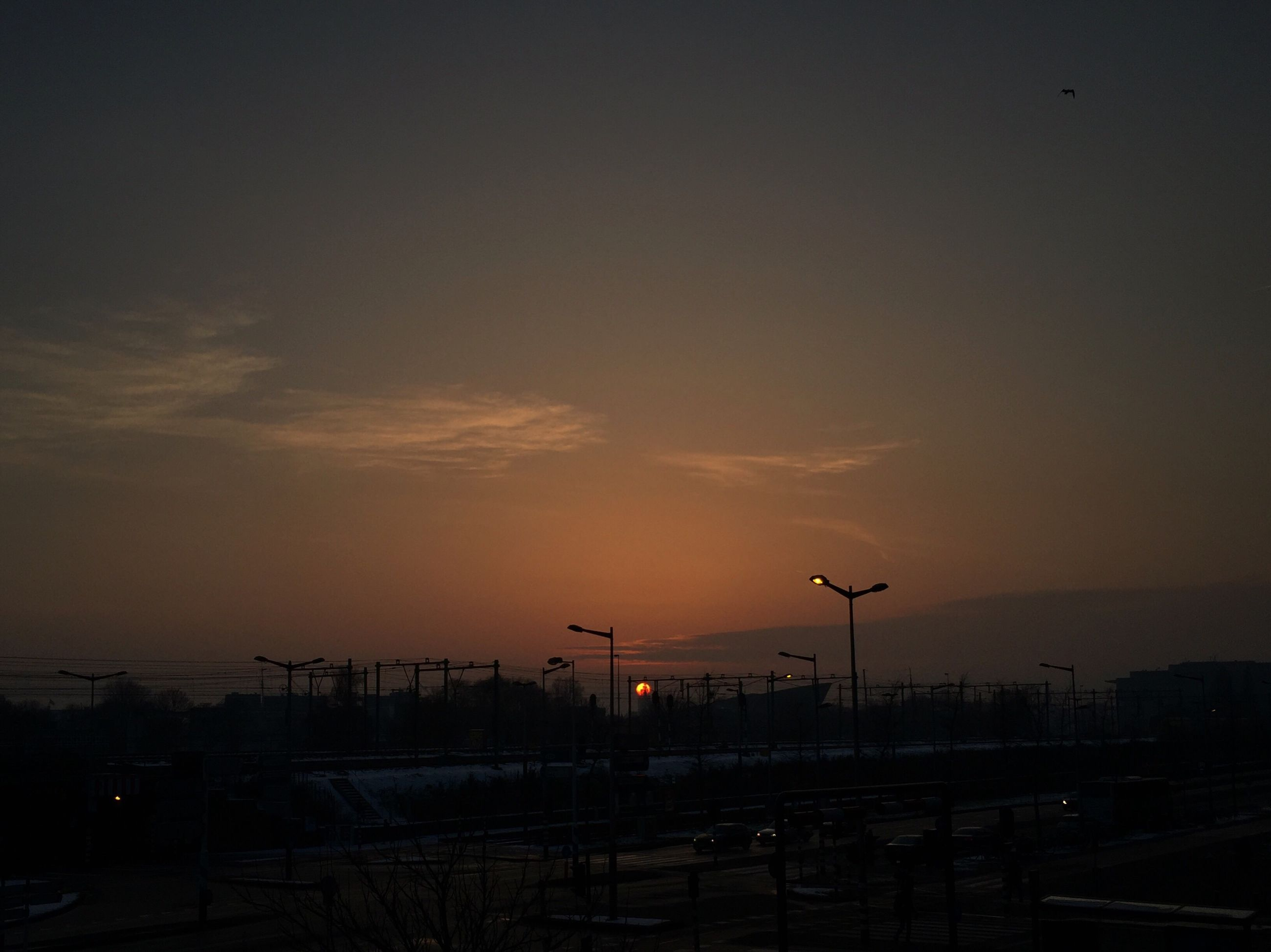sunset, no people, beauty in nature, outdoors, sky, nature, night