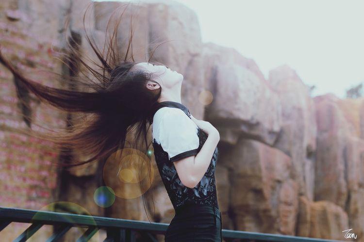 Enjoying Life Photography 摄影 佳能 Canon 人像 美女 The Beauty Portrait Photography 小清新