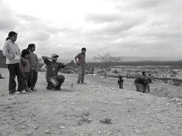 Little Reportage countryside somewhere in Mexiko. Church Folks Horse Kids Kids Being Kids Kirche Konsum Mexico Mexiko Narcos Poor  Reportage Shooting Slingshot Streetphotography