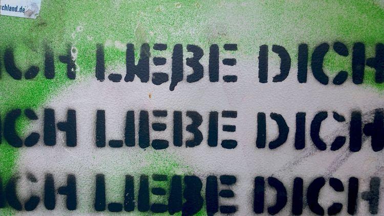 Street Art I Love You !