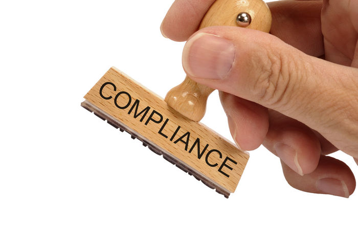 compliance printed on rubber stamp Business Regulate Rules Statement Certification Compliance Condition Conditions Disclaimer Guidelines Human Hand Law Legal Priorities Priority Regulation Regulations Request Requirement Rule Solutions Specification Stamp Terms Text