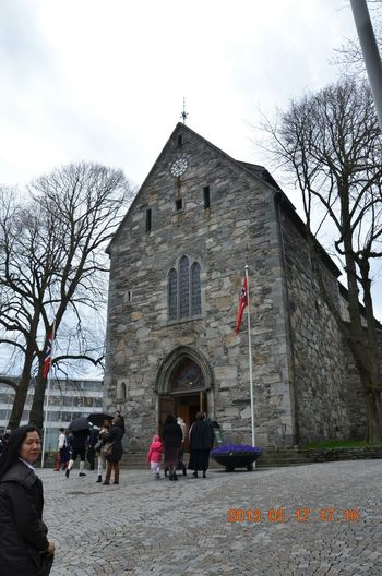 Stavanger, Norway.... Stavanger Norway Street Photography Along The Way Church Structures Historical Building Tourist Attraction  Landmark The Purist (no Edit, No Filter)