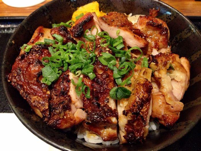 Japanese Food 我好愛這個-醬繆雞腿丼