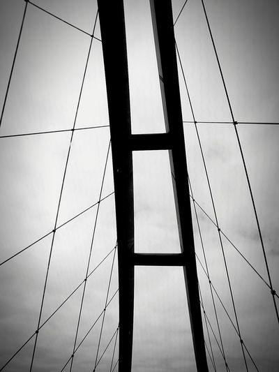Schwarzweißfotografie Schwarz & Weiß Schwarzweiß Black And White Photography Black & White Black And White Blackandwhite Brücke Brücken Fehmarnsundbrücke Fehmarnsundbruecke Fehmarnsund Fehmarn Bridge