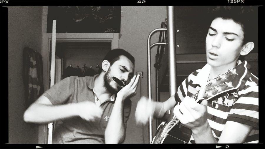 Gitar Harmonica Brothertheband