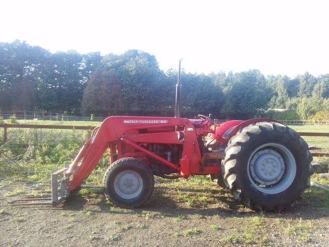 my cute traktor :-) ....