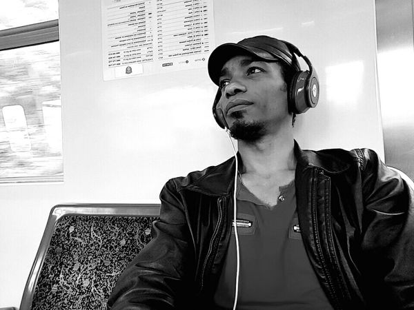 That's Me Taking Photos São Paulo - Brasil  Black & White Self Portrait