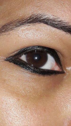 Beautiful eye First Eyeem Photo