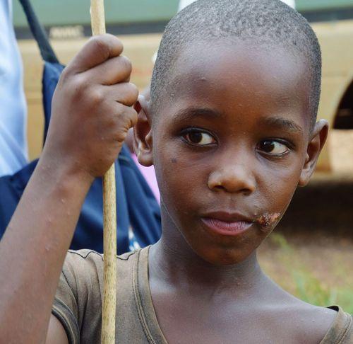 Rwebigumia Uganda Boy Human Hand Portrait Human Eye Human Face Headshot Close-up Eye Color Human Skin Human Body This Is My Skin