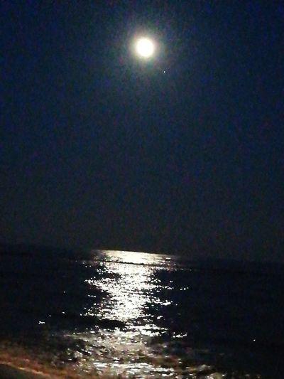 Luna llena en el paraíso Benalmádena Costa