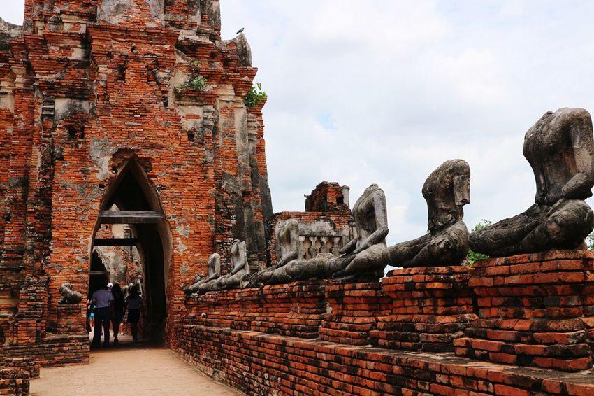 Wat Chaiwattanaram, Ayuddhaya-ThailandWat ChaiwatthanaramThailand Photos Ayutthaya | Thailand Ayutthaya Thailand Ayuddhaya Thailand_allshots Ruin Temple Canon Eos M10
