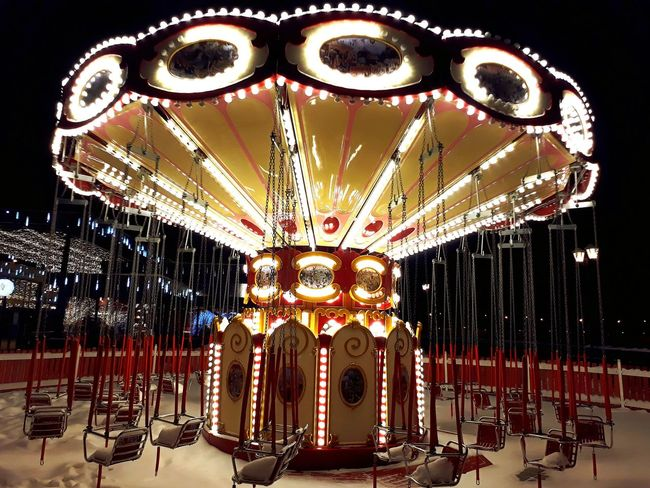 Arts Culture And Entertainment Amusement Park No People Outdoors Day Close-up Carousel