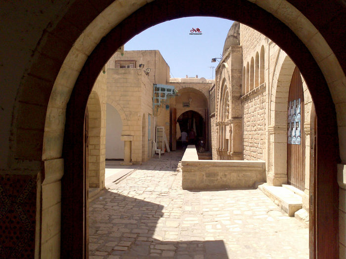 Traveling Medina Sousse Tunisie Happy Time