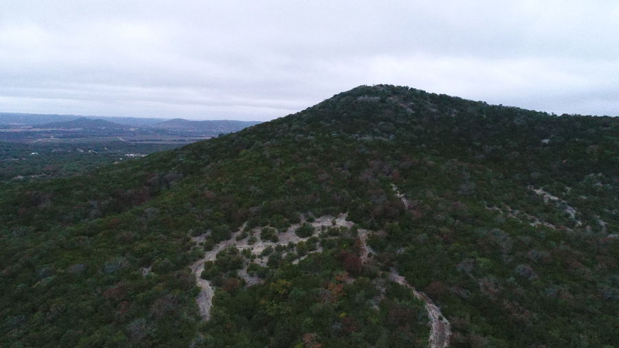 Green Leakey Rock Texas Landscape Utopia Clouds Forest Hill Country Landscape Might As Well Be A Mountain Sky Small Mountain West Texas