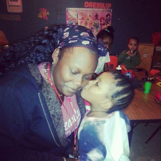 I love my little cousin ♥