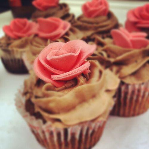 Deliciosas cupcakes de @lacarretero! SMcadiz