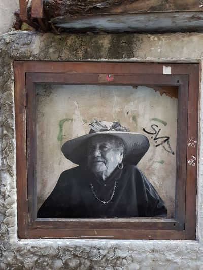 corsica Street Art/Graffiti Street Art Painting Ancient Civilization King - Royal Person Ancient Sculpture Painted Image History Close-up Architecture Graffiti Mural Art