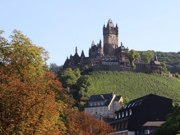 Burg-cochem Cochem