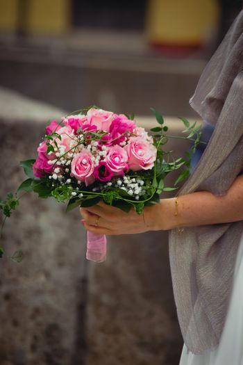 Braut - Strauß