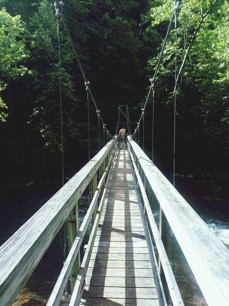 Swinging Bridge Bed And Breakfast Virginia Hidden Valley