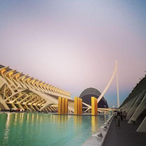 Valencia, Spain Valencia✌ Ciudad De Las Artes Y Las Ciencias Architecture Architecturelovers Pivotal Ideas