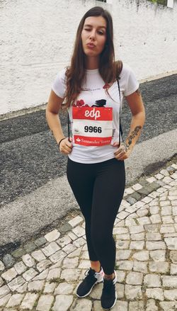 One Person Oysho Adidas Run Running Young Women Women Beautiful Woman Beautiful Girls Beautiful Girl SexyGirl.♥ Tattoo ❤ Looking At Camera Sexygirl Only Women