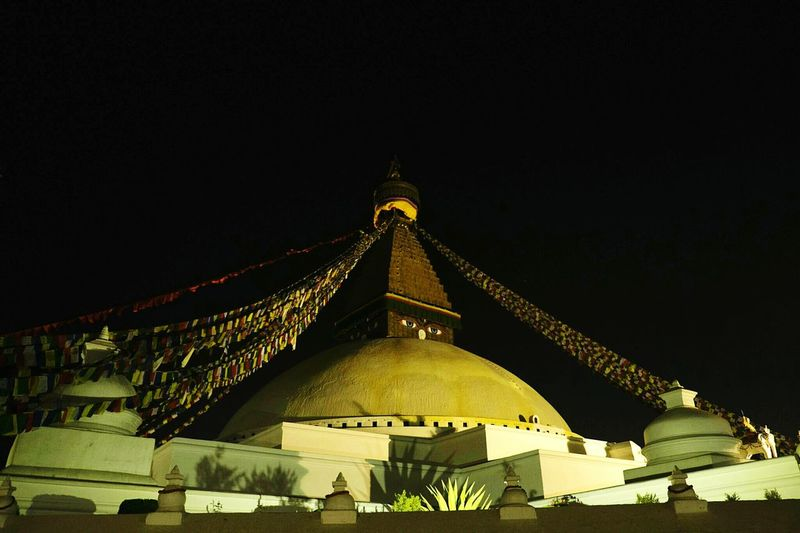 Kathmandu, Nepal Boudhanath Nepal Mirrorless EarthquakeNepal