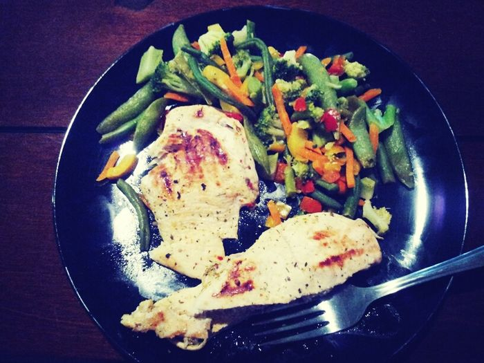 healthy food for me (: