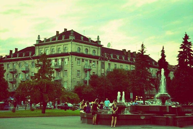 Луцьк Luts'k Lutsk City Life Cityscapes