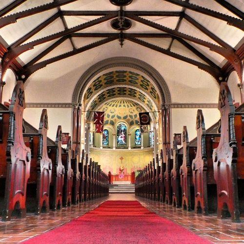 Walking Down The Aisle... Symmetry Design Architecture Church Toronto