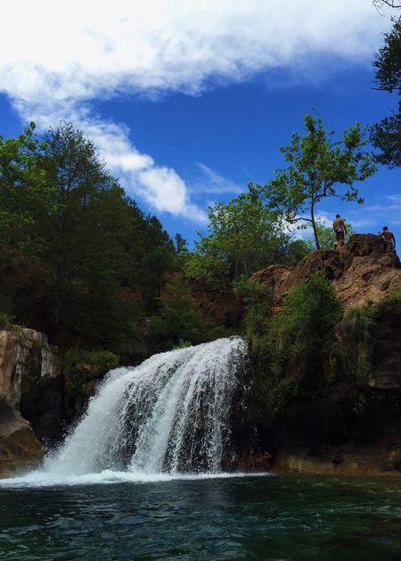 Things I Like Nature Iphonephotography IPhone Waterfall Fossilcreek Arizona Flashbackfriday
