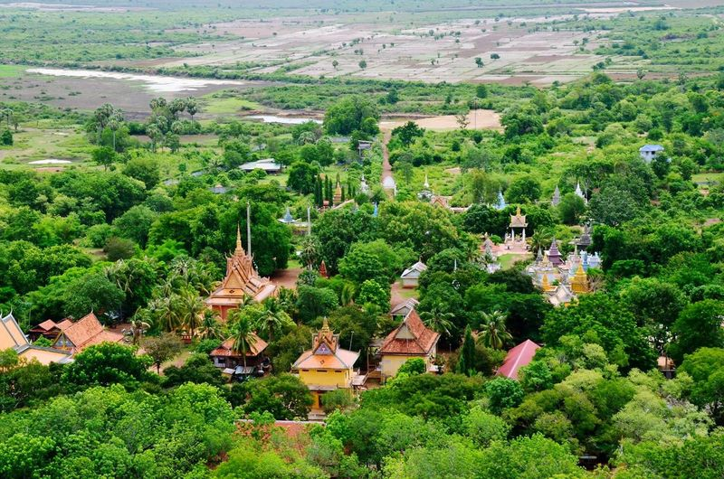 Miles Away Cambodia Phnom Chisor Photography Temple Buddhism