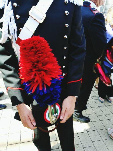 Giuramento Carabinieri Nei Secoli Fedele Orgoglio Italiano Dovere Patria