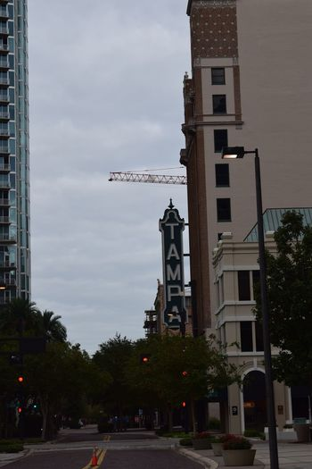 My City, Tampa, Florida on a cloudy Sunday Morning. Cloudy Morning Downtown Downtown District Florida Light And Shadow Little Sunshine Skycraper Tampa Tampa Bay Tampa Fl