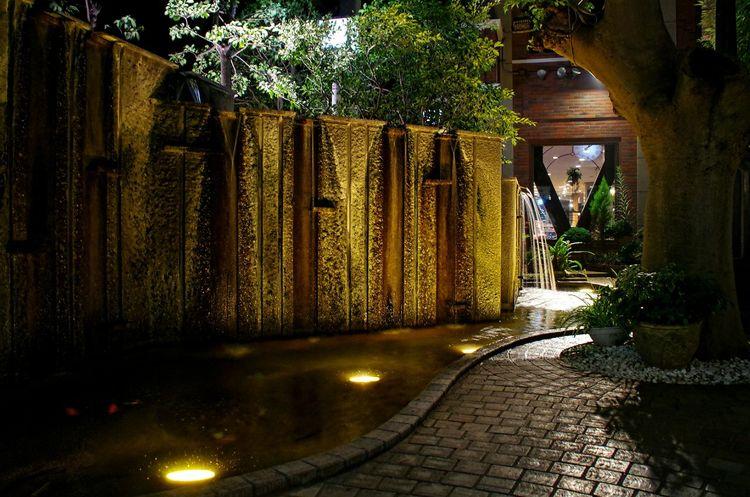 神奈川 Kanagawa 平塚 Hiratsuka 中庭 ライトアップ Lightup ホテル Hotel 日本