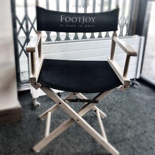 #chair #footjoy Chair Footjoy